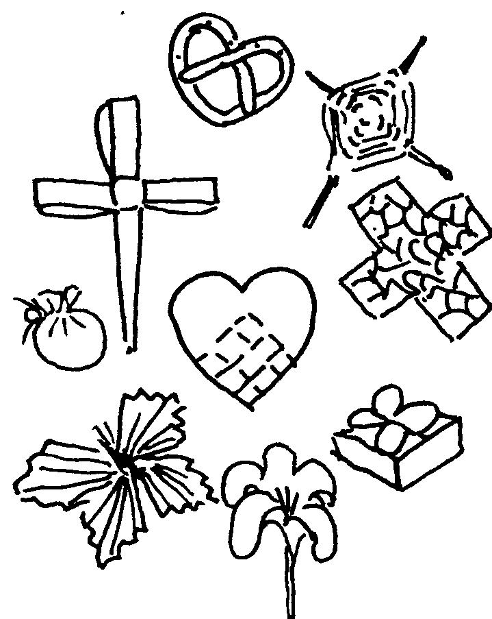 Lent Easter Symbol Workshop North Presbyterian Church