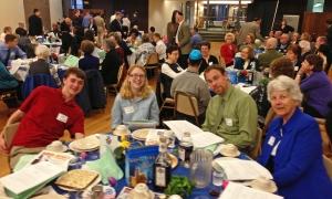 Interfaith Seder 2013