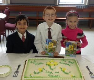 3rd Grade Bibles 2014