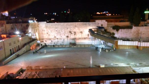 Western Wall, built by Herod ca. 1st century bce
